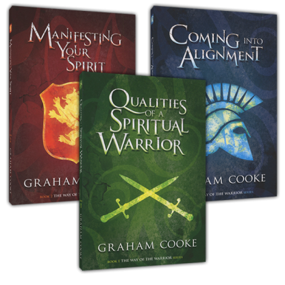 Way of the Warrior 3 Book Bundle