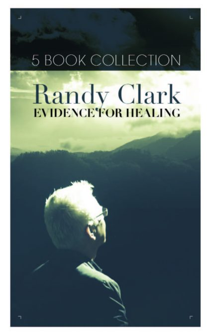 Evidence for Healing 5 Book Collection USB stick