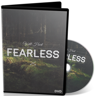 Fearless DVD by Will Hart