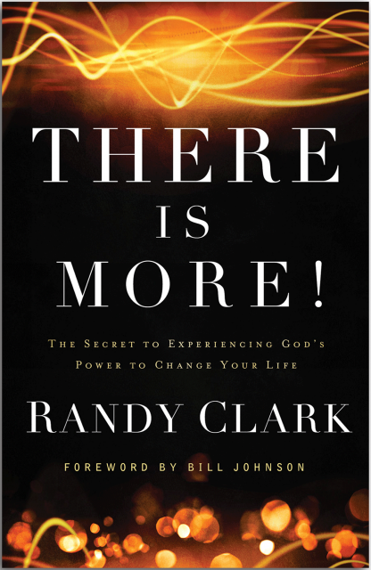 Image of the cover for There Is More by Randy Clark