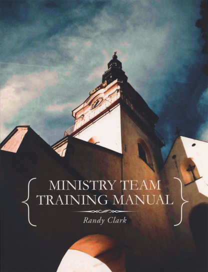 Ministry Team Training Manual in ENGLISH