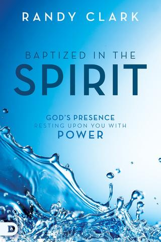book cover for Baptized in the Spirit