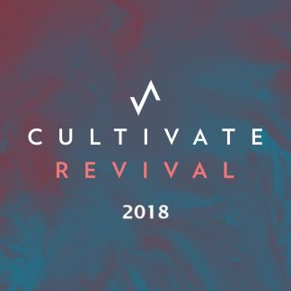 cultivate revival 2018 conference logo