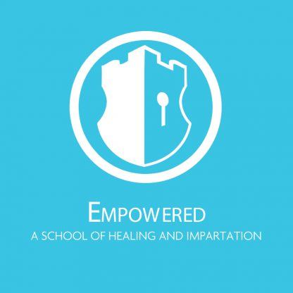 Empowered School of Healing conference logo