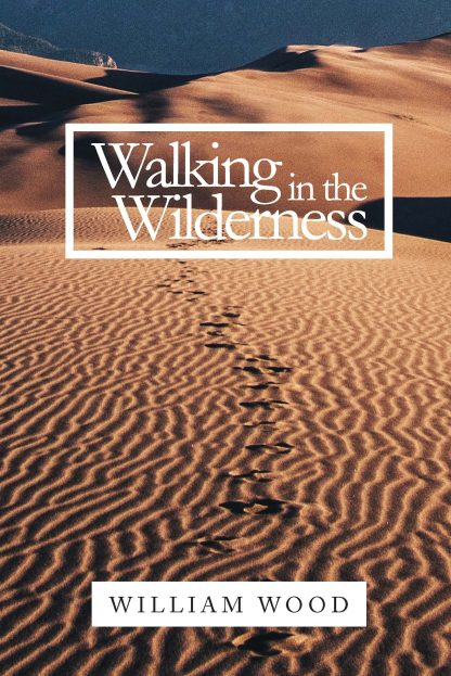 William Wood Walking in the Wilderness front cover
