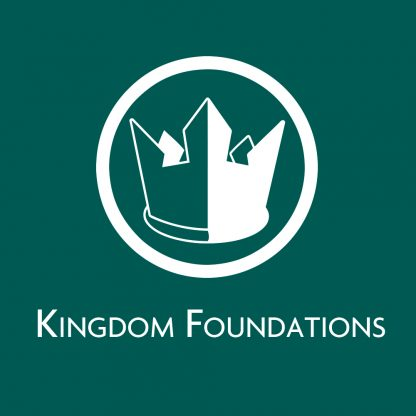 kingdom foundations healing school conference logo