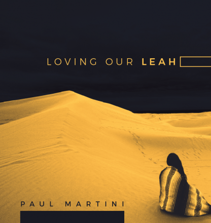 Image of CD case graphic for Loving Our Leah, teaching by Paul Martini