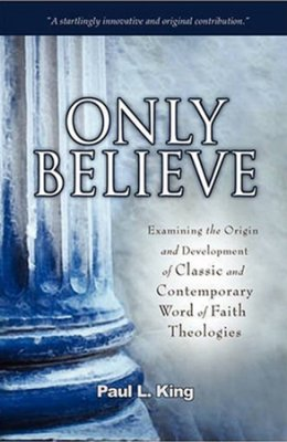 cover image of Only Believe book