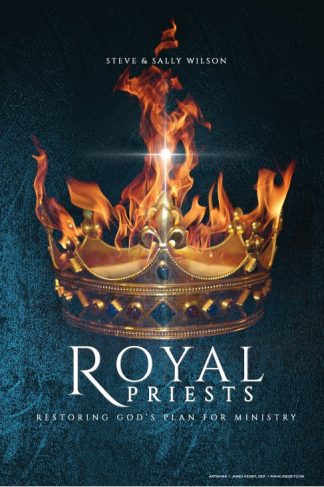 cover image of royal priests booklet