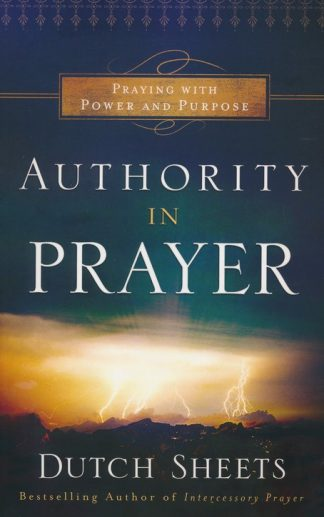 Authority In Prayer