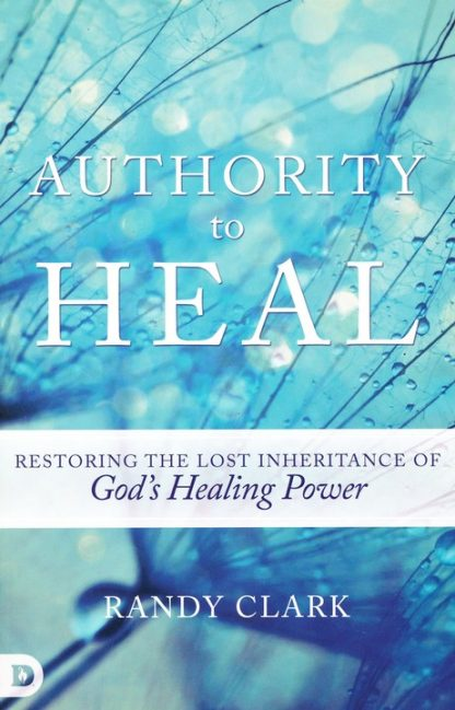 Authority to Heal Cover