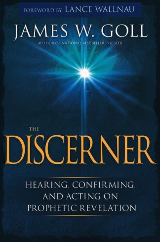 cover image of The Discerner book