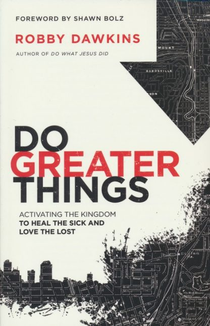 cover image of do greater things