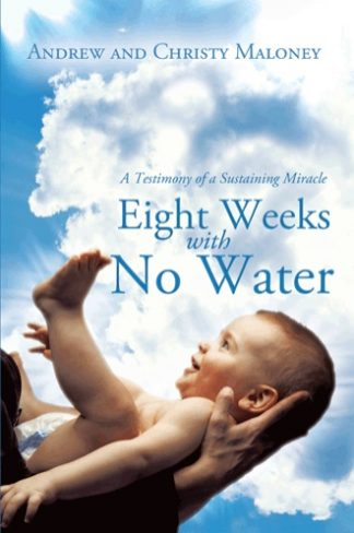 cover image of Eight Weeks With No Water booklet