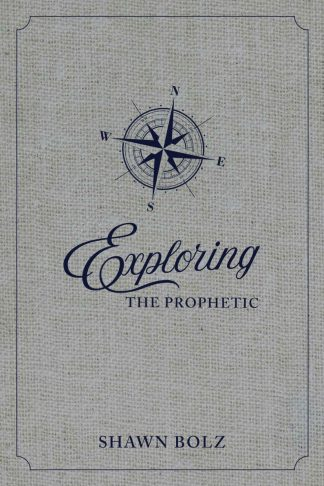 cover image of exploring the prophetic