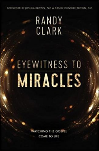 cover image of eyewitness to miracles book