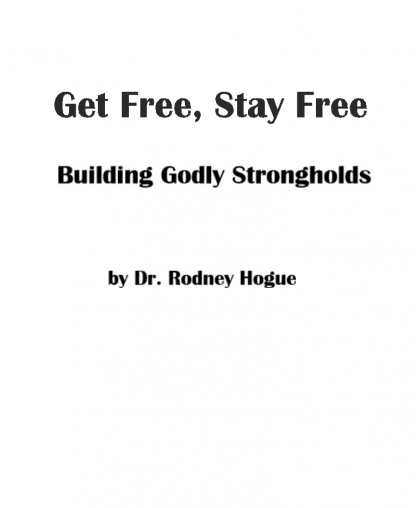 cover image of get free stay free booklet