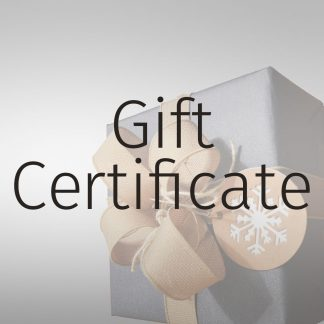 gift certificate for global awakening