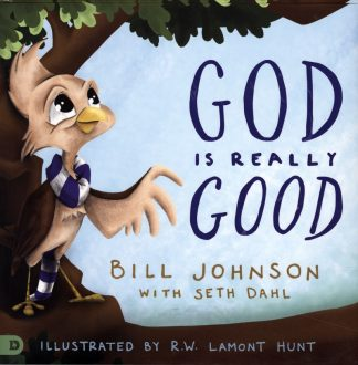 cover image of god is really good book