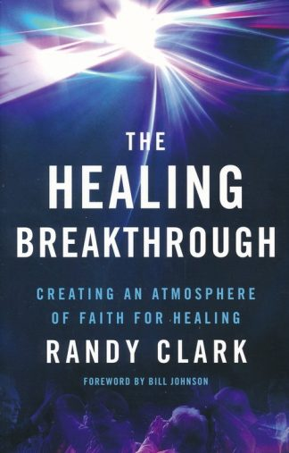 Healing Breakthrough Cover