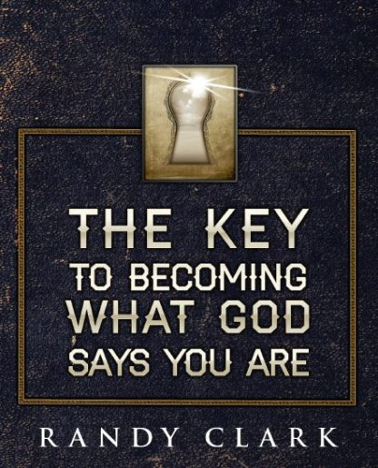 image of the key to becoming what god says you are
