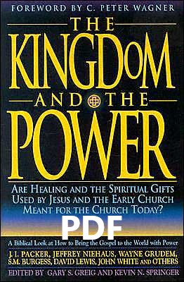 image of the Kingdom and the Power pdf