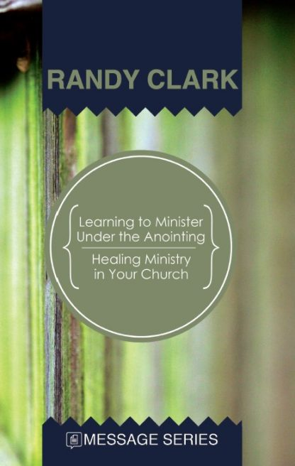 Learning to Minister Under the anointing