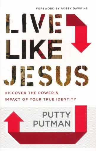 front cover image of live like jesus