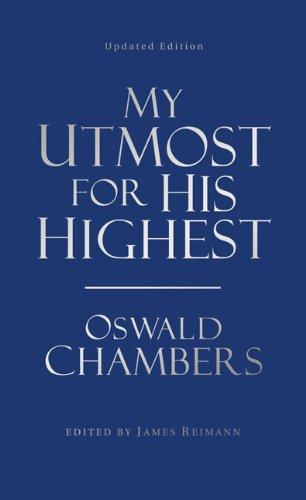 cover image of My Utmost For His Highest book