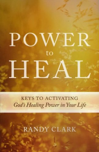 cover image of power to heal book
