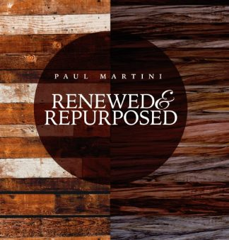 cover image of renewed and repurposed cd