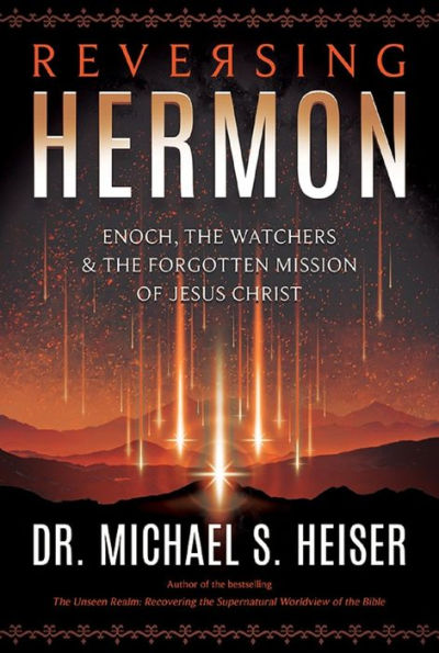 Cover image of Reversing Hermon book