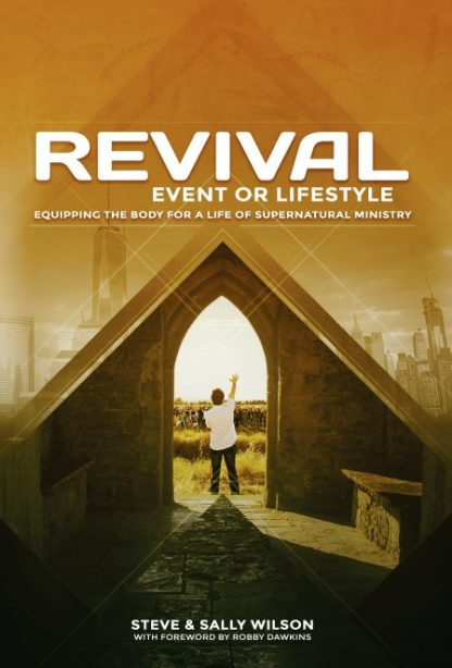 cover image of revival event or lifestyle book