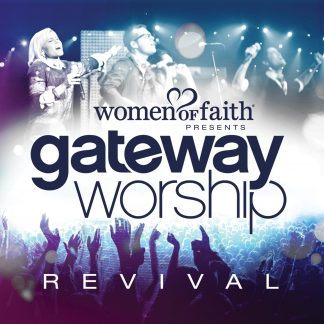 cover image of gateway worship revival cd