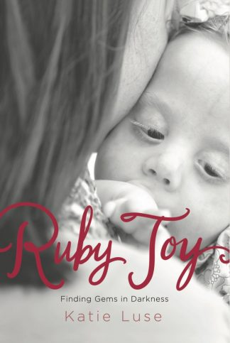 cover image of ruby joy book