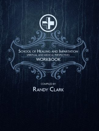 cover image of school of healing and impartation 3 manual