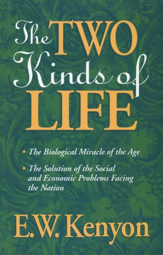 cover image of the two kinds of life book
