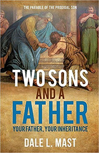 cover image of Two Sons and a Father book