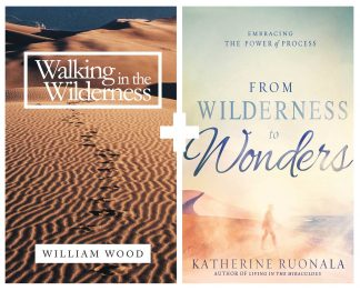 photo of book covers for Wilderness Survival Pack